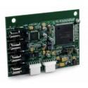 Circuit de transmission des images pour centrales d'alarme Silentron