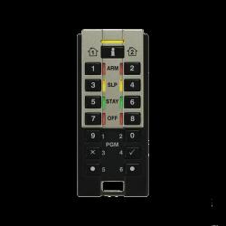 REM 3 Télécommande mini clavier Radio PARADOX
