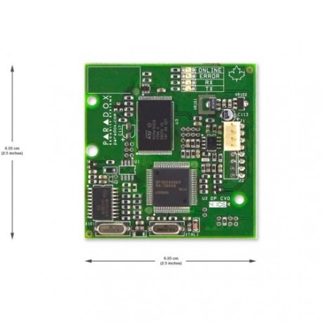"VDMP3 Transmetteur Vocal RTC"" VDMP3"""
