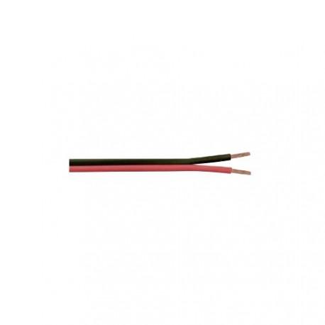 Câble parallèle rouge