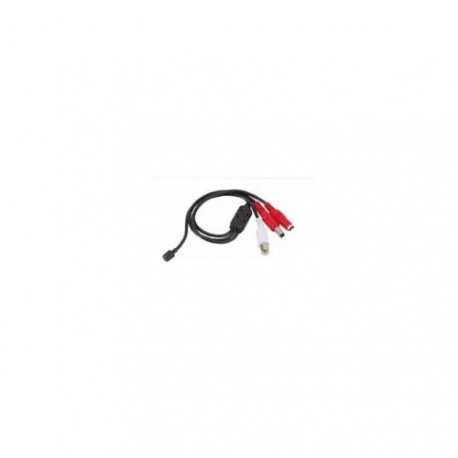 Câble microphone externe adaptable
