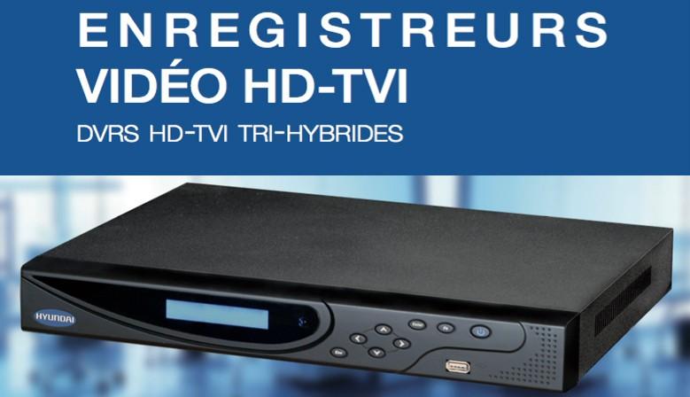 Enregistreur vidéo HD Hyundai